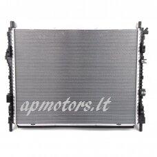 Aušinimo radiatorius 5.0 GT
