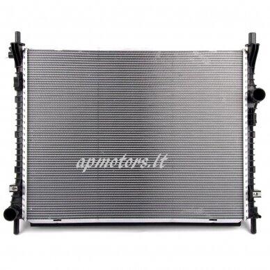 Aušinimo radiatorius 5.0 GT 2